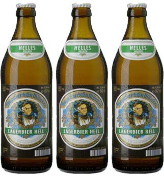 Augustiner hell 20/0,5L