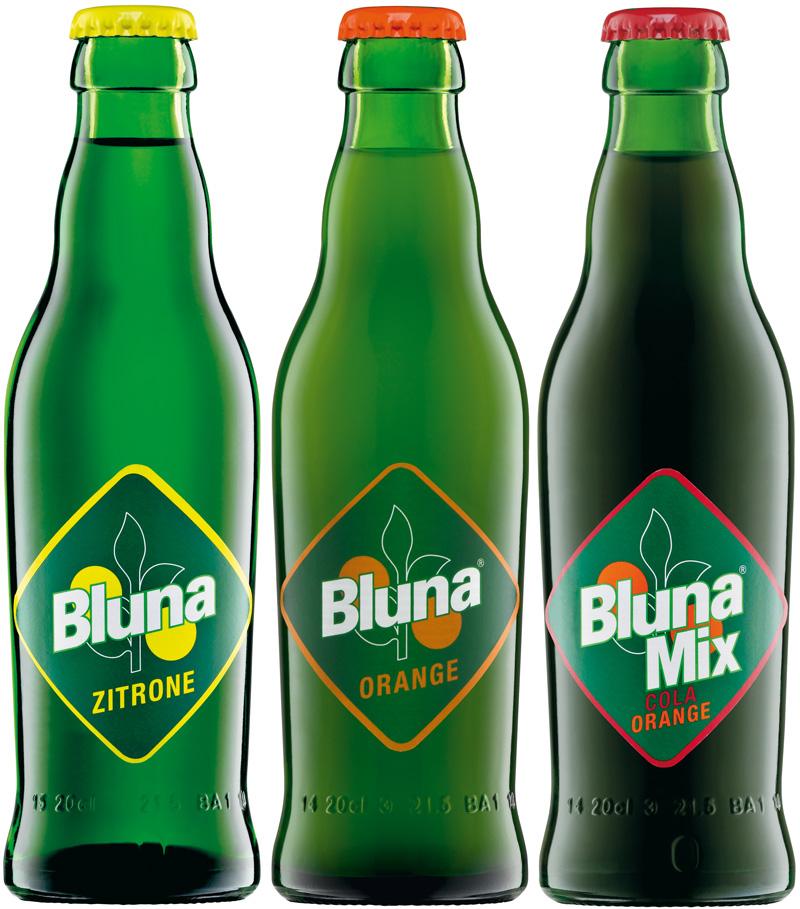 Bluna 24/0,2L Glas