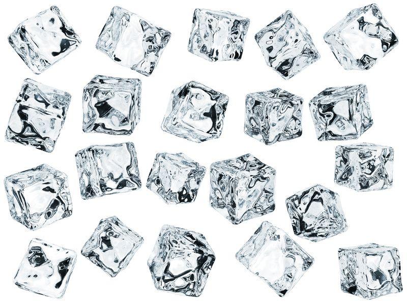Eiswürfel - Crush-Ice