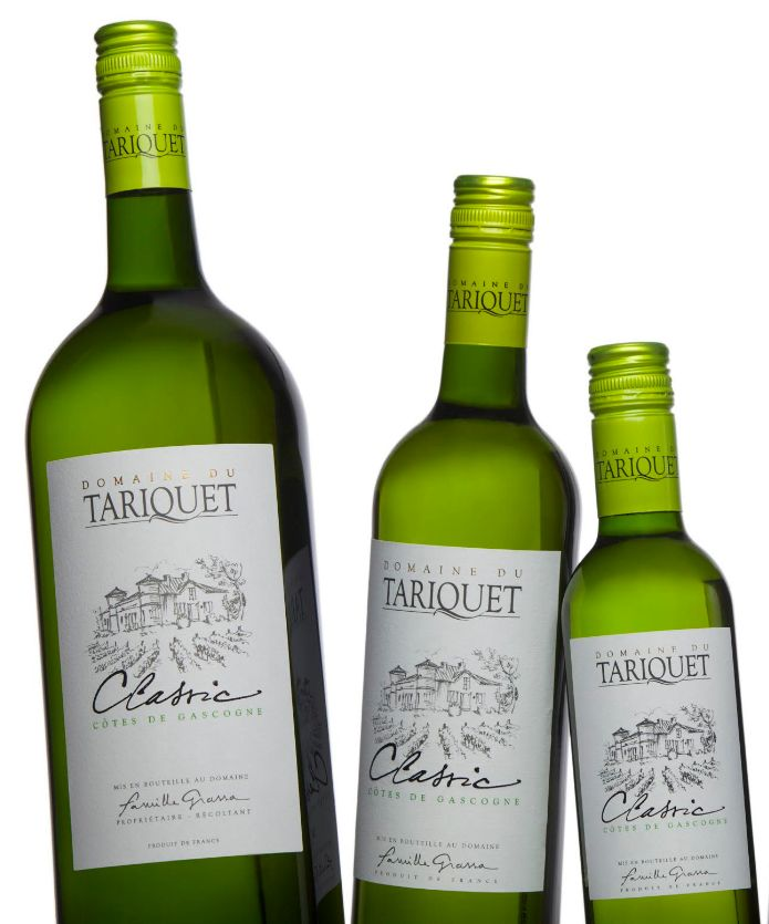Tariquet Classic Gascogne Blanc Frankreich
