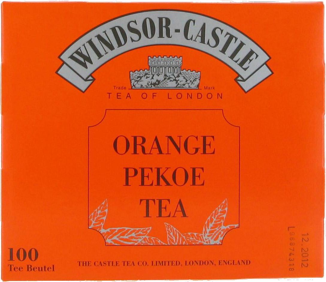 Orange Pekoe Tea 100 Teebeutel