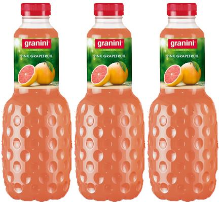 Granini Pink Grapefruit 24/0,2