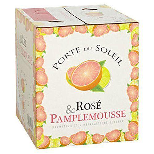 Rosé & Pampelmousse - Porte du Soleil