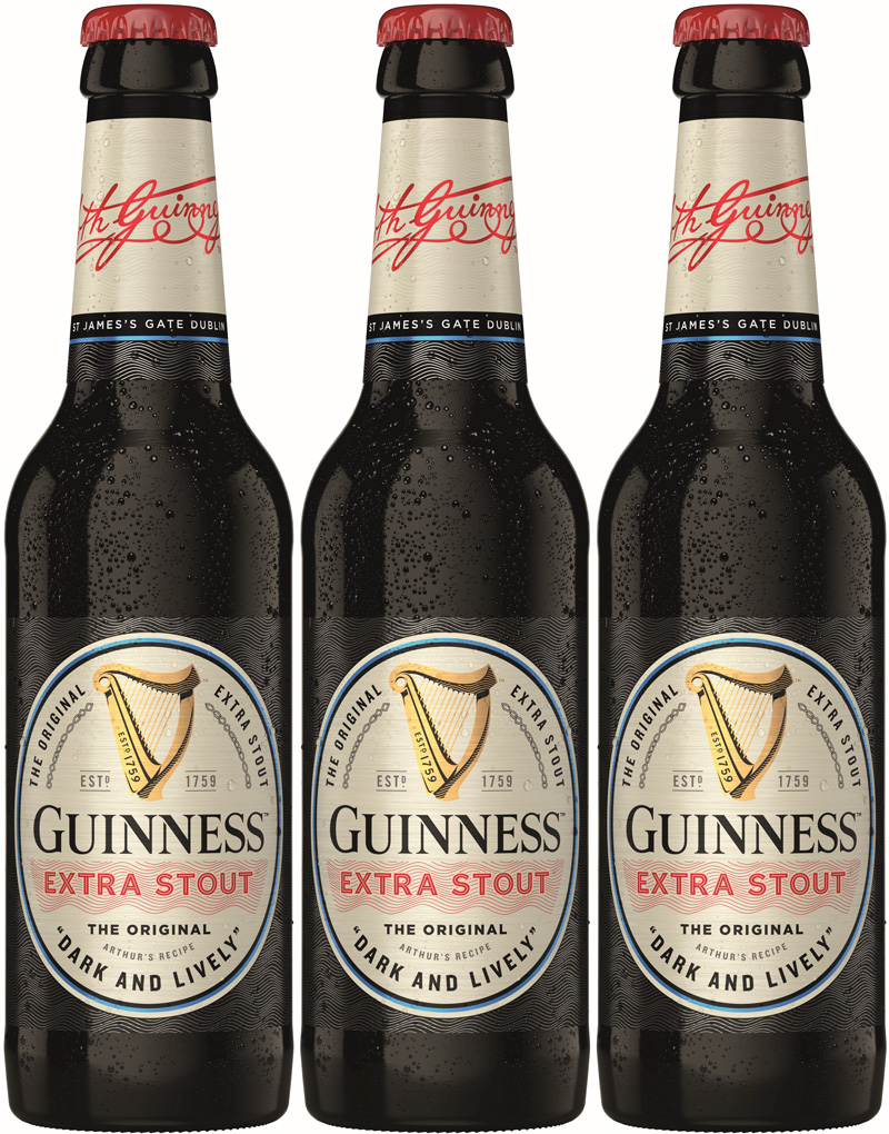 Guinness Extra Stout 24/0,33L