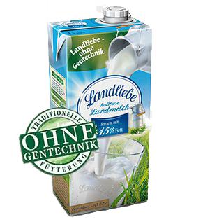 H-Milch Landliebe 1,5% OHNE Gentechnik