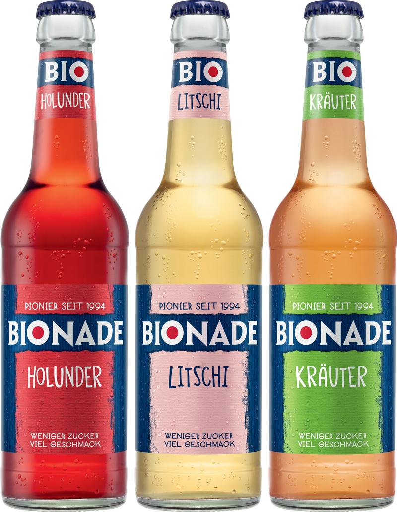 Bionade 12/0,33L