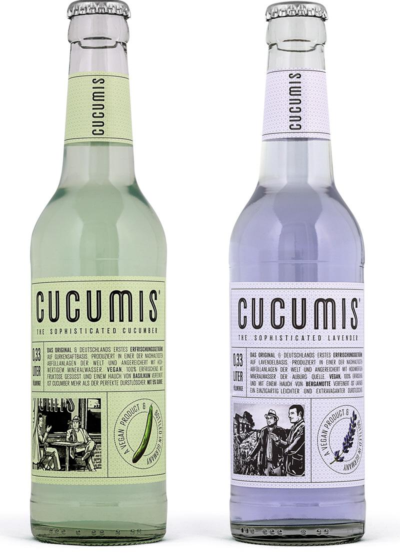 Cucumis 24/0,33L