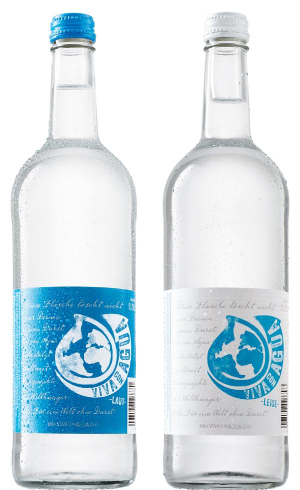 Viva con Agua Gastro groß 12/0,7L