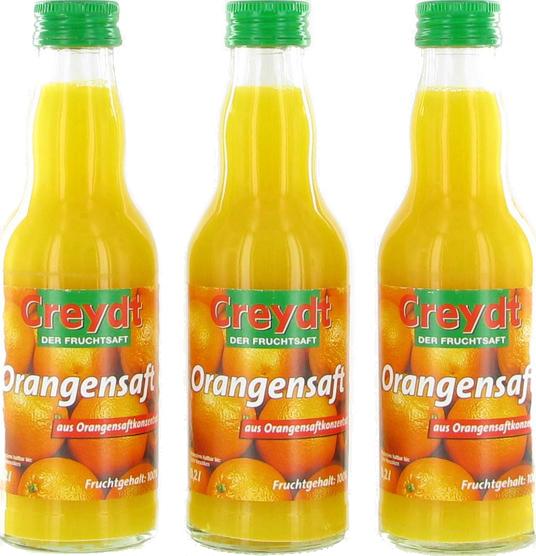 Creydt Orangensaft 12/0,2