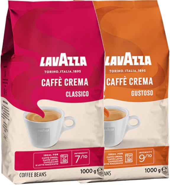 Lavazza Caffè Crema 1000g