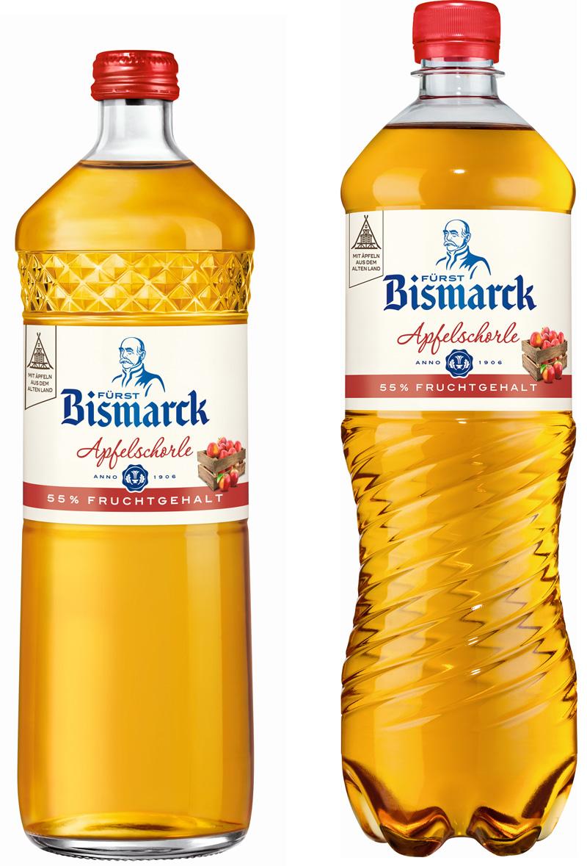 Fürst Bismarck Apfelschorle