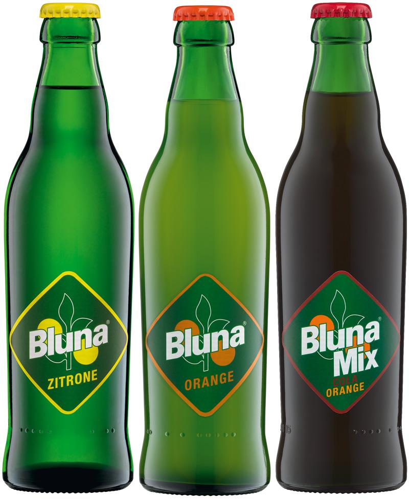 Bluna 24/0,33L Glas