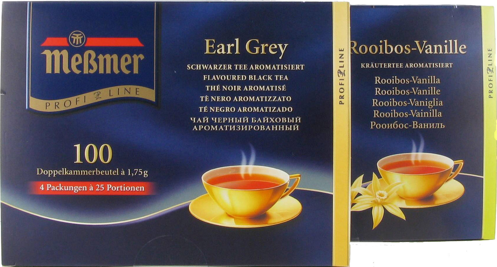 Teebeutel Teekanne/Meßmer 80/100er