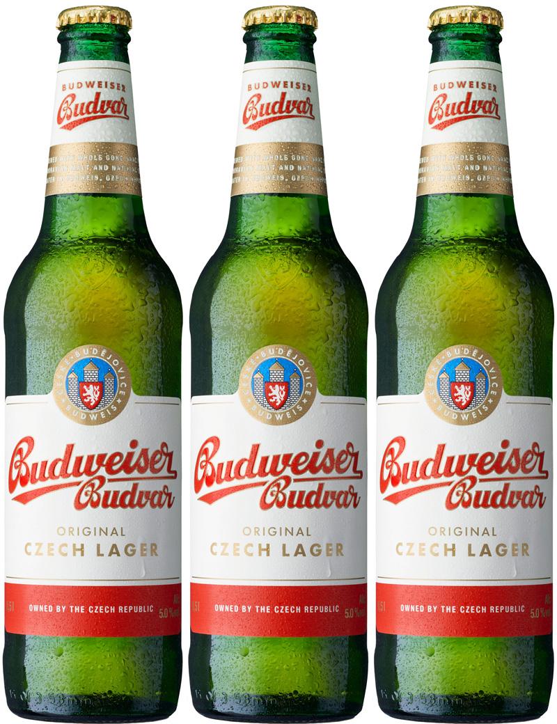 Budweiser Budvar 24/0,33L