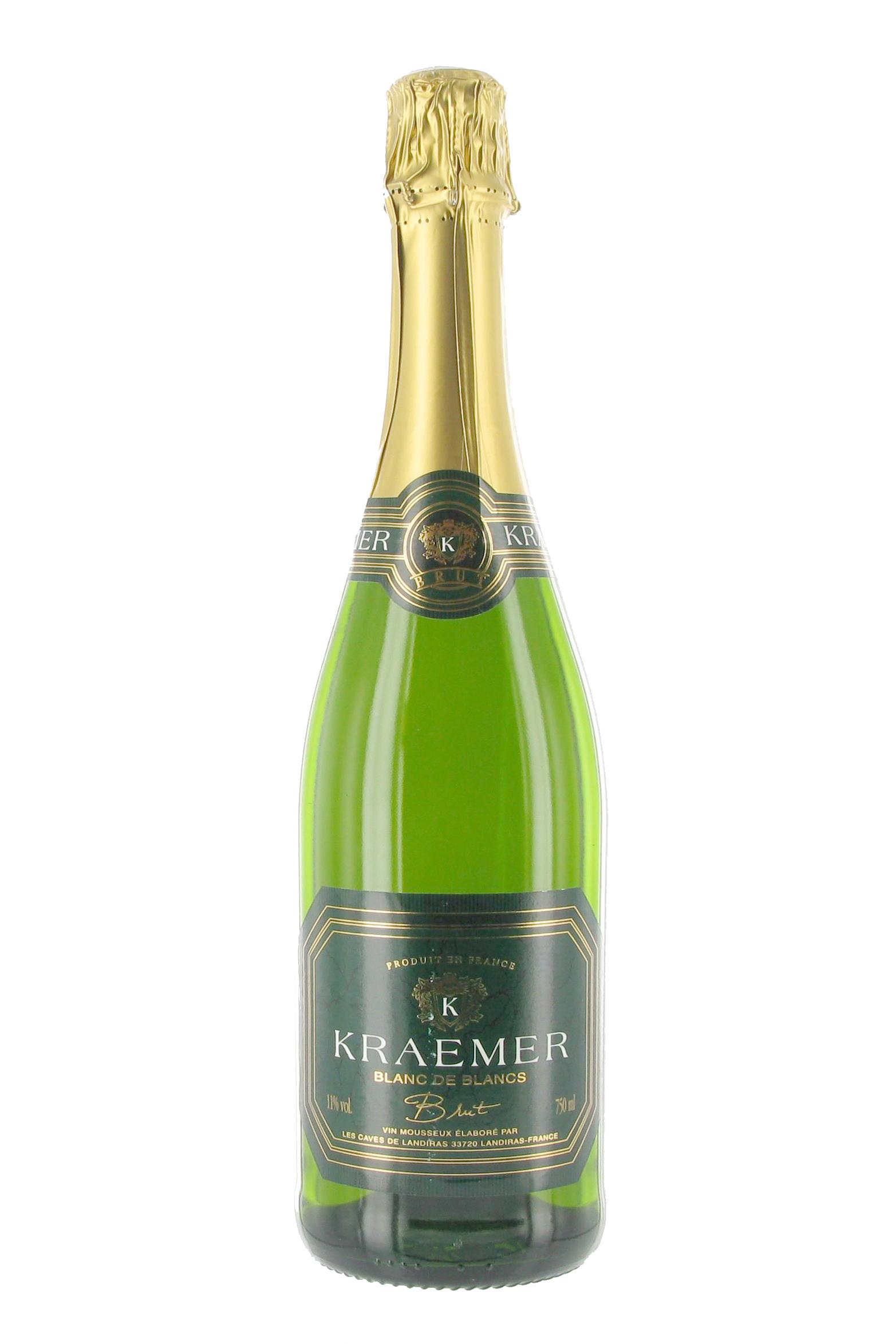 Sekt Kraemer Brut Blanc de Blancs Chardonnay