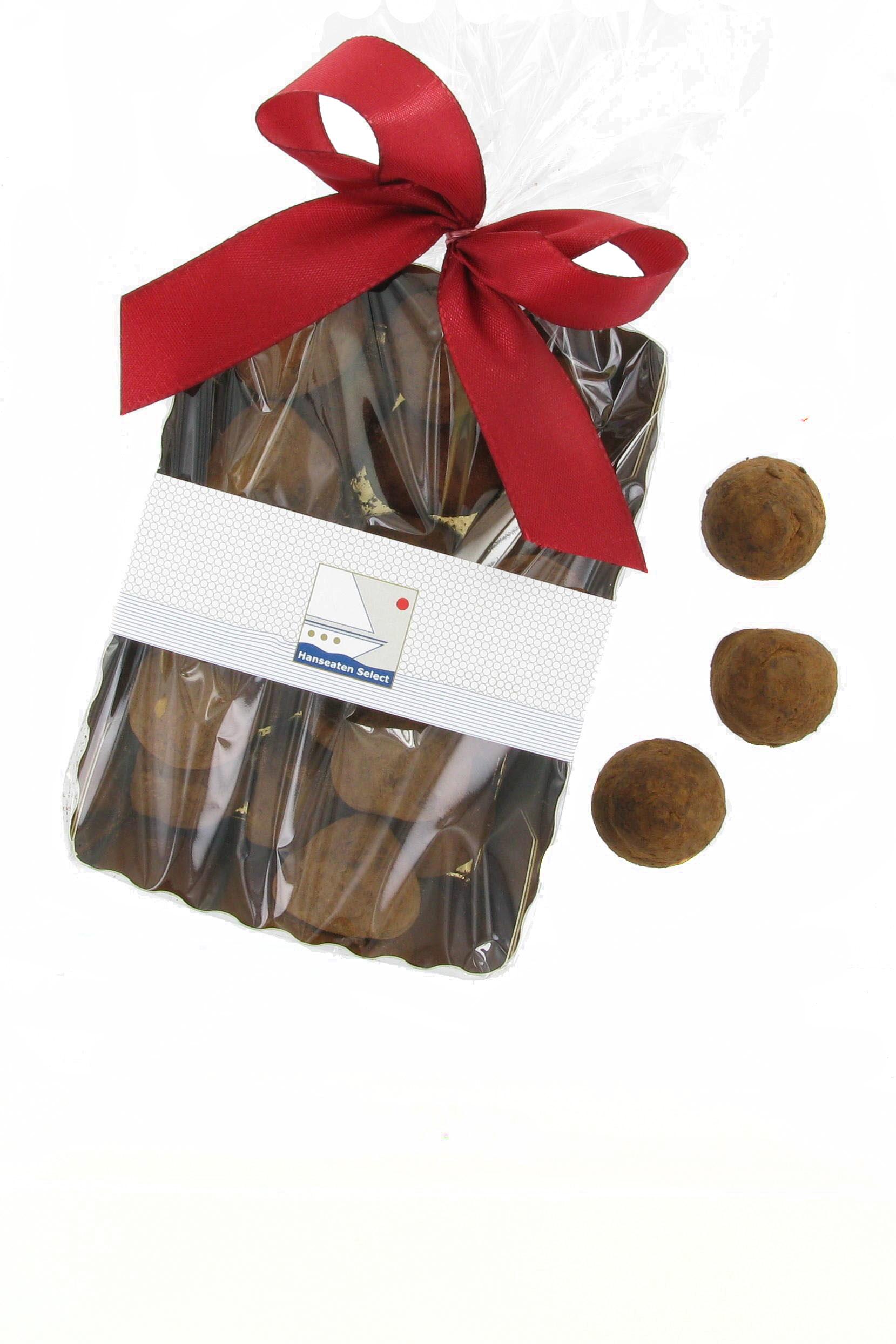 Truffes Chocolat - herbe Buttertrüffel 200g