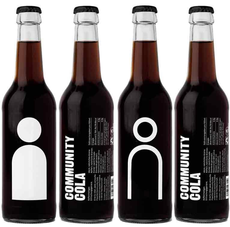 Community Cola 24/0,33L