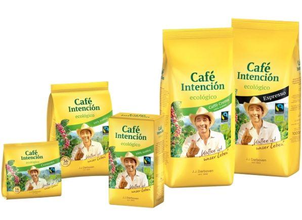 Café Intención ecológico 1000g