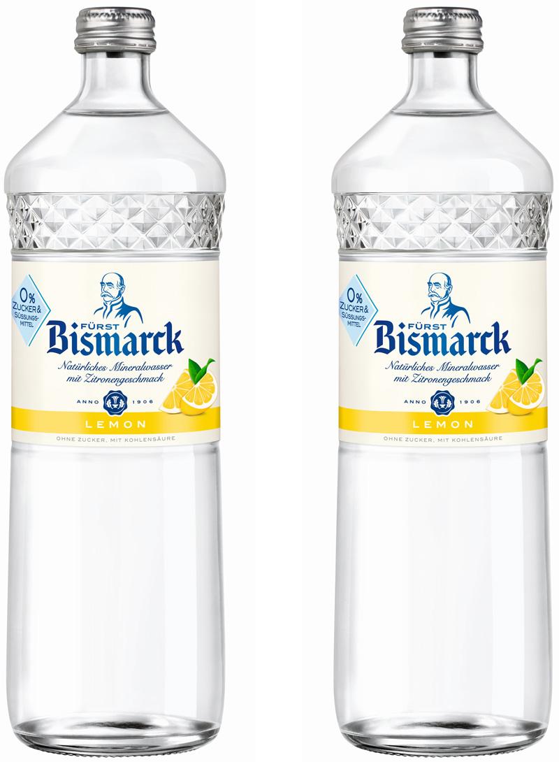 Bismarck Lemon 12/0,7