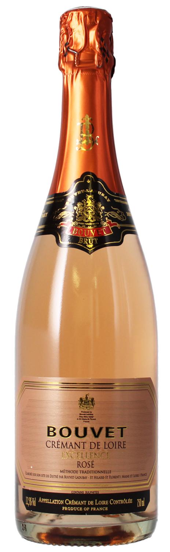 Bouvet Ladubay Cremant de Loire Excellence ROSÉ