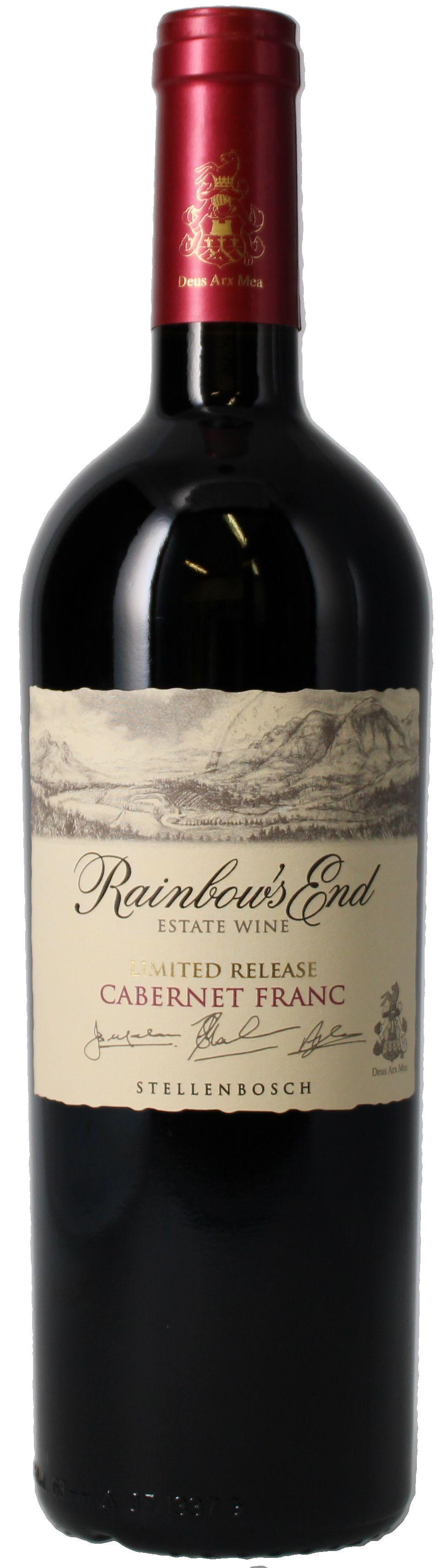 Rainbows End Cabernet Franc Limited Release