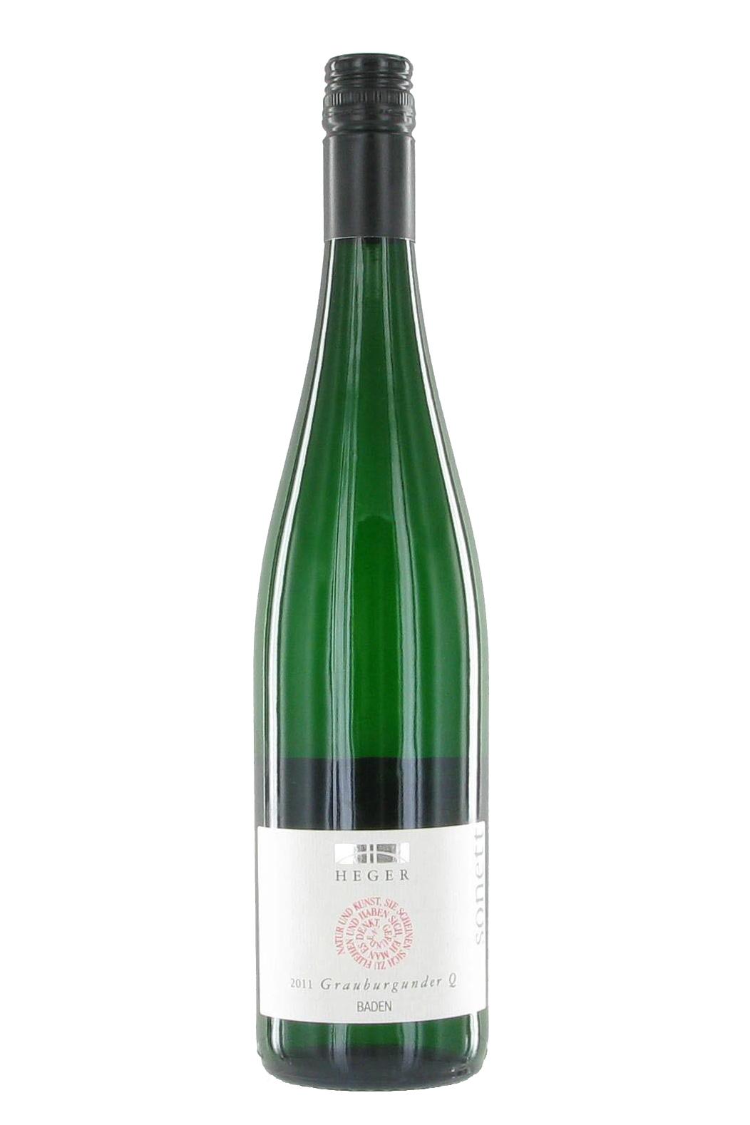 Heger Grauburgunder - Deutschland
