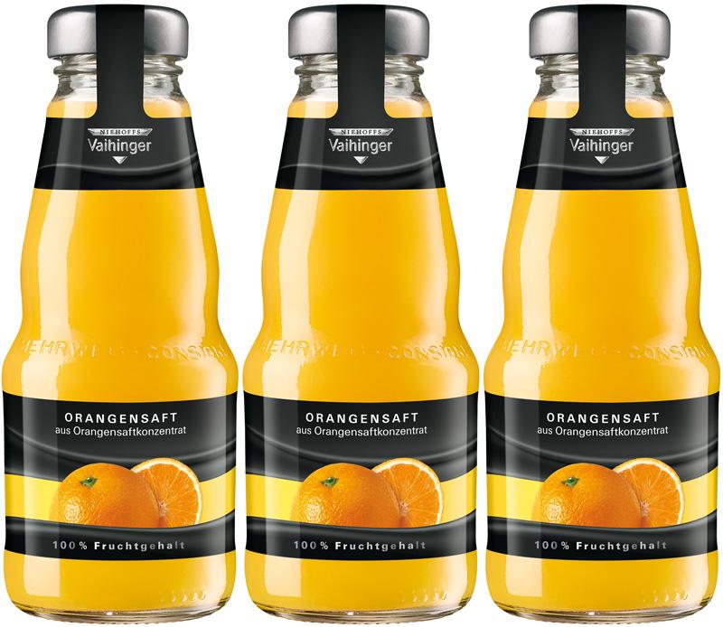 Niehoffs Vaihinger Orangensaft 24/0,2L