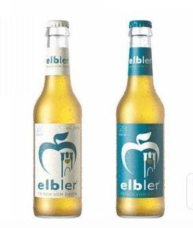 elbler Bio-Apfel-Cider 6/0,33