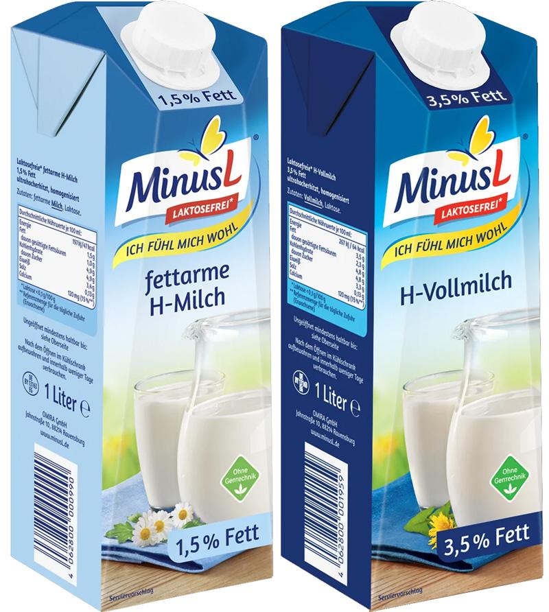 H-Milch lactosefrei 1,0L
