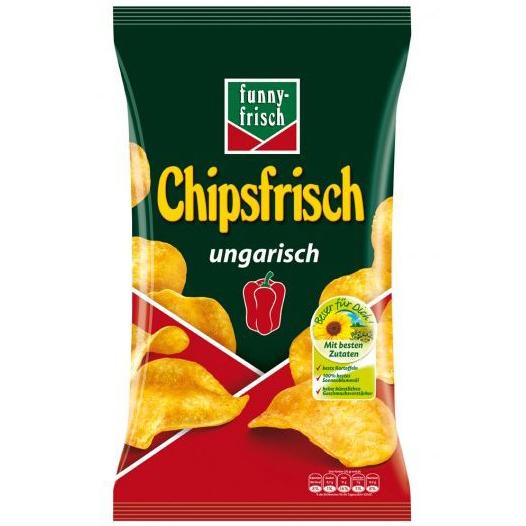 Chipsfrisch ungarisch 175g