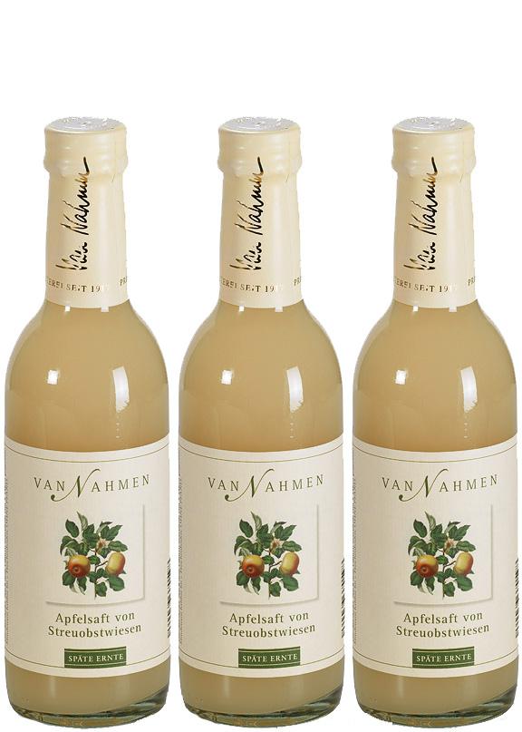 van Nahmen Apfelsaftcuvée 0,25L