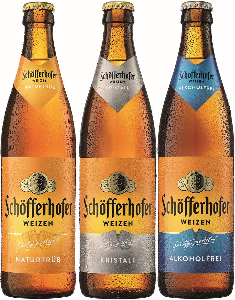 Schöfferhofer Weizen 20/0,5L