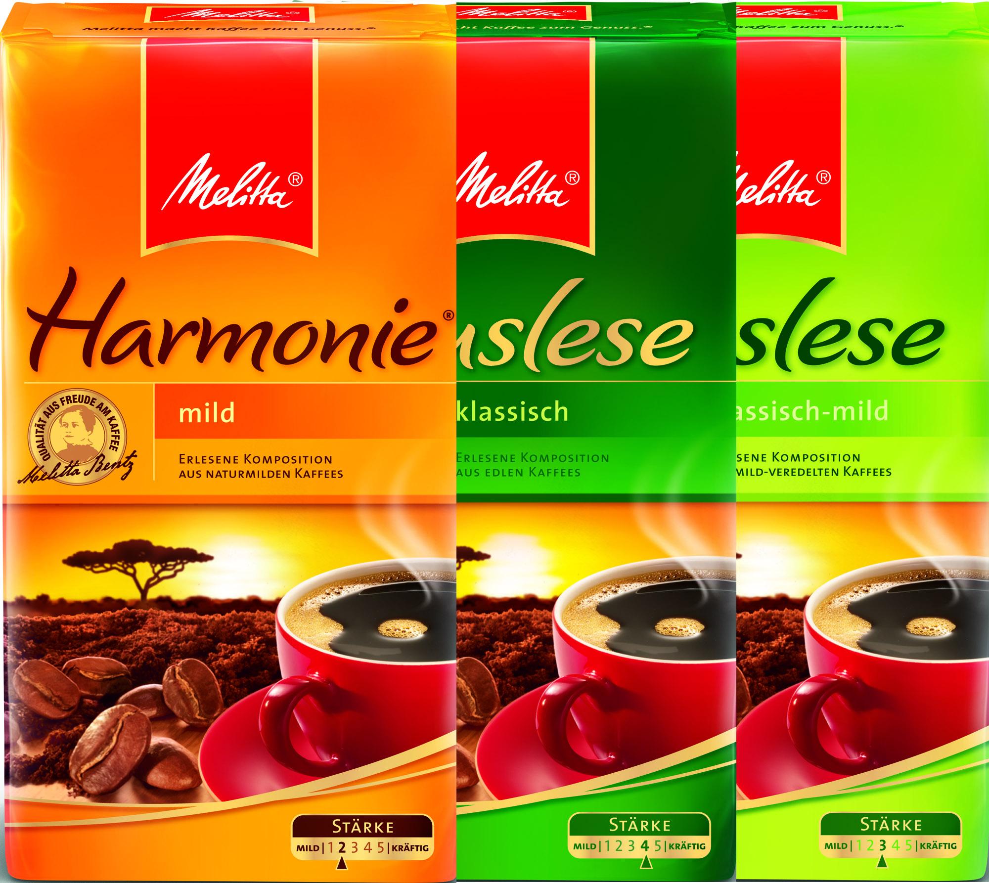 A Melitta Filterkaffee