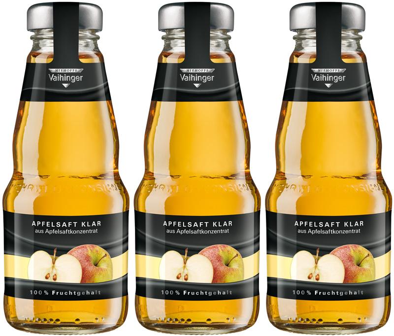 Niehoffs Vaihinger Apfelsaft 24/0,2L