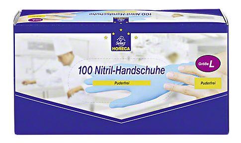 Einweghandschuhe Gr. L 100 Stück